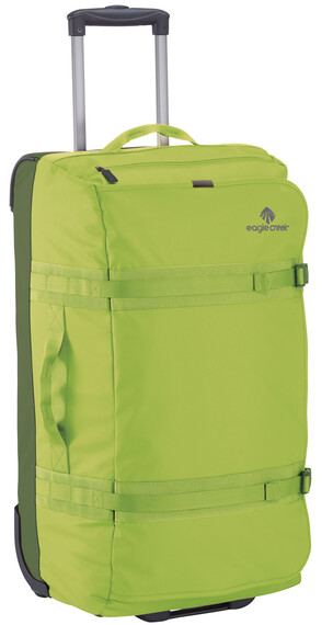 Eagle Creek No Matter What Flatbed Duffel 28 strobe green
